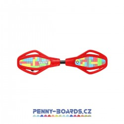 Waveboard STREET SURFING MINI SL GROUND PLAY RED  29"