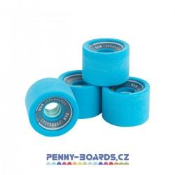 Kolečka pro longboard RAM MARINA BLUE | 70x51mm, sada 4ks