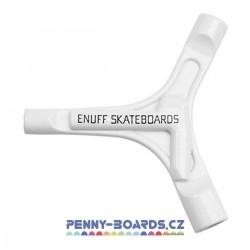 Klíč multifunkční ENUFF Y-TOOL WHITE pro pennyboard, longboard, skateboard
