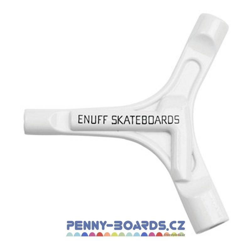 Multifunkční klíč ENUFF Y-TOOL PINK pro pennyboard, longboard, skateboard