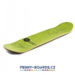 "Deska ENUFF LOGO STAIN GREEN 8,125""|20,6*81cm"