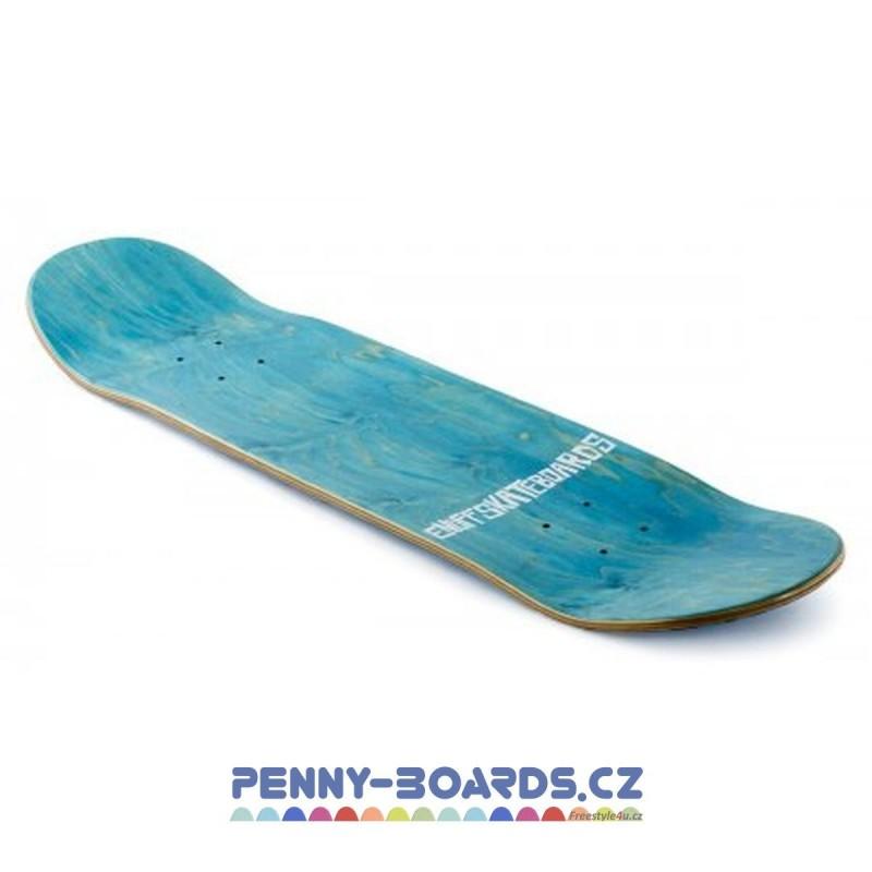 "Deska ENUFF SCRAMBLE BLUE 8,125""|20,6cm"