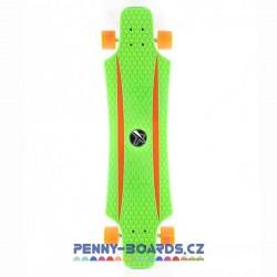 "Longboard NILS EXTREME PLASTIC 36""|91,5cm| GREEN"