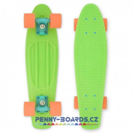 """Pennyboard BABY MILLER ICE LOLLY LIME GREEN 22,5""""