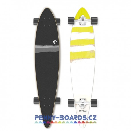 Longboard STREET SURFING PINTAIL  Surf Up  42"