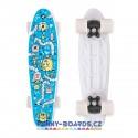 """Pennyboard FIZZ Board 21,6"""" 55cm ALARM BLUE"""