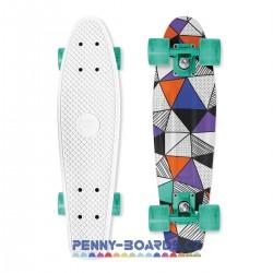 "Pennyboard STREET SURFING Beach 22,5""|57cm| WT PATRON"