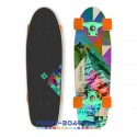 Longboard mini STREET SURFING Kicktail 71cm | ROCKY MOUNTAIN