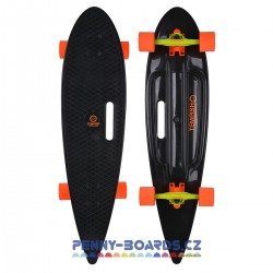Longboard TEMPISH Buffy Pintail BLACK 36"