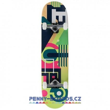 "Skateboard ENUFF Also GREEN 31.5""|80cm"