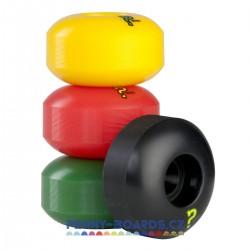 Kolečka pro skateboard ENUFF Refreshers WHITE | 52x30mm, sada 4ks