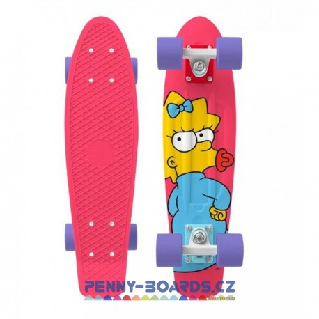 Pennyboard PENNY AUSTRALIA The Simpsons El Barto 22"