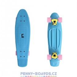"Nickelboard RAM Piccolina Blue 27"" | 71cm Penny Cruiser"