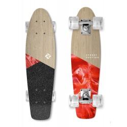 "Pennyboard STREET SURFING Beach Wood 22,5""|57cm| BLODY MARY"