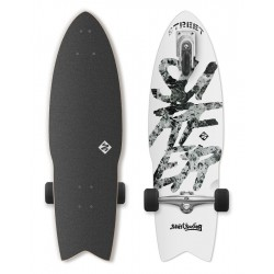 Longboard STREET SURFING 3-Kolový Shark Attack 30"