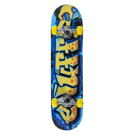 "Skateboard ENUFF Graffiti II 31"" | 78cm | YELLOW"