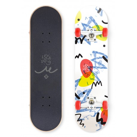 Skateboard STREET SURFING Wall Writer II  32"
