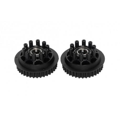 Adaptér pro kolečka EXWAY X1  Flex  RT1-2 16mm | BLACK