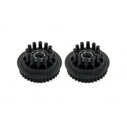 Adaptér pro kolečka EXWAY X1 Flex RT1-1 16mm | BLACK