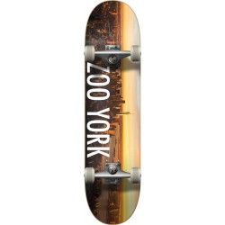 Skateboard ZOO YORK Logo Block 7.5"