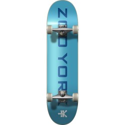Skateboard ZOO YORK Logo Block 8"