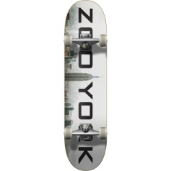Skateboard ZOO YORK Logo Block 7.75"