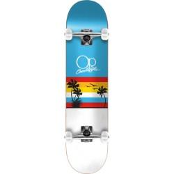 "Skateboard OCEAN PACIFIC Sunset 7.75"" | BLUE"