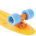 "Pennyboard PENNY AUSTRALIA Cruiser High Vibe 22"" | 57cm | YELLOW-BLUE"