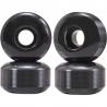 Kolečka pro skateboard ESSENTIALS | 53x32mm | sada 4ks | BLACK