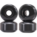 Kolečka pro skateboard ESSENTIALS | 54x32mm | sada 4ks | BLACK