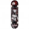 Značkový, snadno ovladatelný skateboard pro všechny kategorie jezdců. Určen pro jízdu ve skateparku a pro provádění všech běžných triků. Deska délky 80 cm a šířky 20,3cm. Hmotnost skateboardu: 2345 g