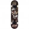 Značkový, snadno ovladatelný skateboard pro všechny kategorie jezdců. Určen pro jízdu ve skateparku a pro provádění všech běžných triků. Deska délky 79 cm a šířky 19,7 cm. Hmotnost skateboardu: 2265 g