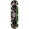 Značkový, snadno ovladatelný skateboard pro všechny kategorie jezdců. Určen pro jízdu ve skateparku a pro provádění všech běžných triků. Deska délky 80 cm a šířky 20,3cm. Hmotnost skateboardu: 2290 g