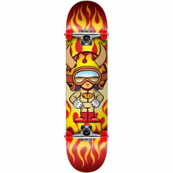 Skateboard SPEED DEMONS Characters 8"