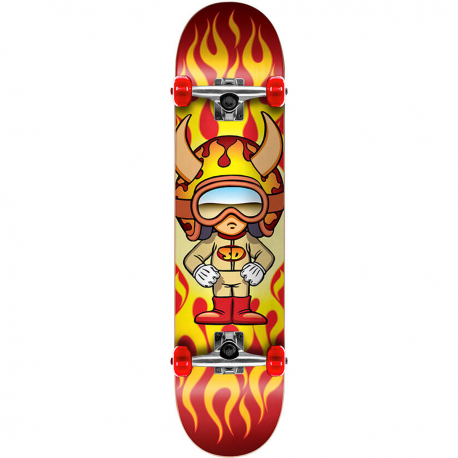 Skateboard SPEED DEMONS Characters 7.5"