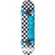 "Skateboard SPEED DEMONS Checkers 7.25"" | BLUE"