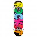 "Skateboard ROCKET Blocks Mini 7.5"""