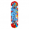 Skateboard ROCKET Bricks Mini 7.375""