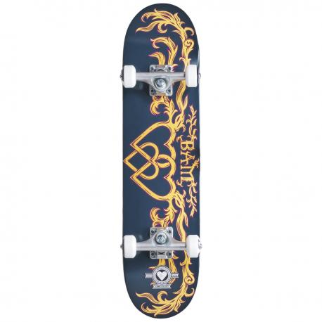 "Skateboard HEART SUPPLY Bam Pro 8""   BAMLY"