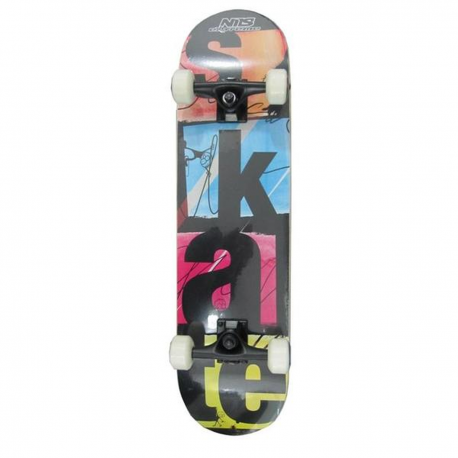 "Skateboard NILS EXTREME SKATE 31""|79cm"