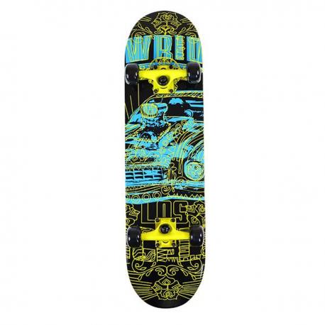 "Skateboard NILS EXTREME 31"" | 79cm | NIGHT"