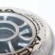 Kolečka 64x24mm pro In-line NILS EXTREME | Sada 4ks | TRANSPARENT