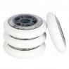 Kolečka 90x24mm pro In-line NILS EXTREME | Sada 4ks | WHITE