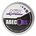 Ložiska NILS EXTREME | ABEC-9 | Sada 8ks | RS CHROME