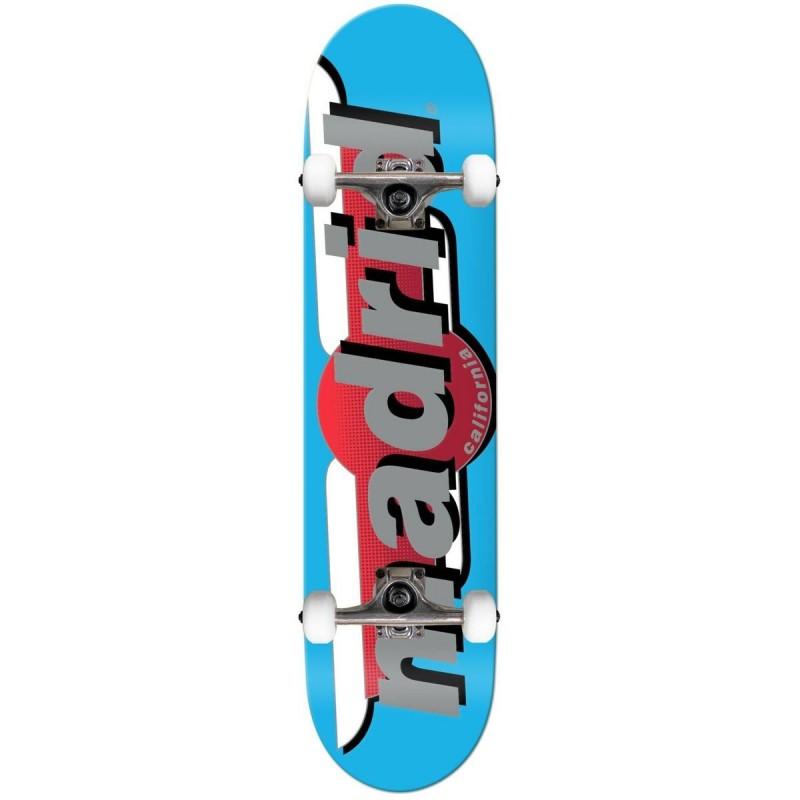 "Skateboard MADRID 7.75"" | BLUE"