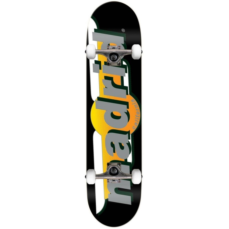 "Skateboard MADRID 8"" | BLACK"