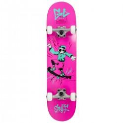 "Skateboard ENUFF Skully Mini 7.25"" | 75cm | PINK"