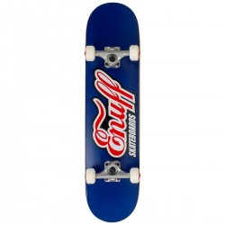 "Skateboard ENUFF Classic Logo Mini 7.25"" | 75cm | BLUE"