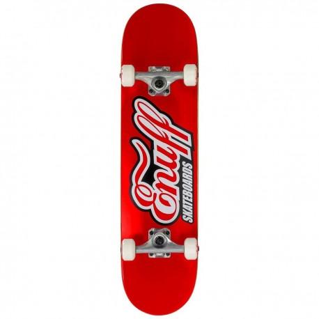 "Skateboard ENUFF Classic Logo Mini 7.25""   75cm   RED"