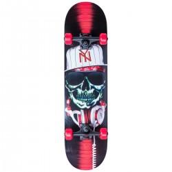 "Skateboard SPEED DEMONS Gang 8"" | KROOK-RED"